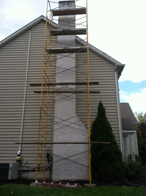 Masonry, Concrete and Stucco Repair